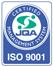 ISO認証マーク